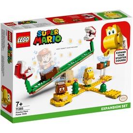 LEGO® Super Mario™ A Piranha növény erőcsúszdája kiegészítő szett 71365