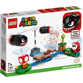 LEGO® Super Mario™ Boomer Bill gát kiegészítő szett 71366