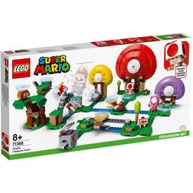 LEGO® Super Mario™ Toad kincsvadászata kiegészítő szett 71368
