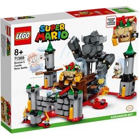 LEGO® Super Mario™ Az utolsó csata Bowser kastélyában kiegészítő szett 71369