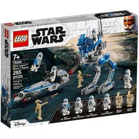 LEGO® Star Wars Az 501. Légió klónkatonái 75280