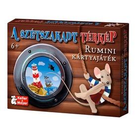Rumini - A szétszakadt térkép kártyajáték