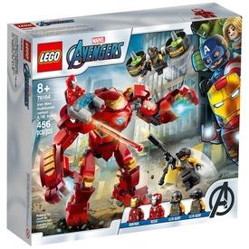 LEGO Super Heroes 76164 Vasember Hulkbuster az A. I. M Ügynök elle