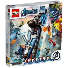 LEGO® Super Heroes Bosszúállók Csata a toronynál 76166