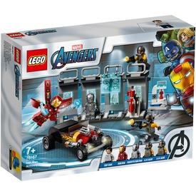 LEGO Super Heroes 76167 Vasember fegyvertára