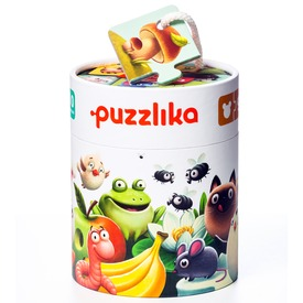 Ételek fa 20 darabos XXL puzzle