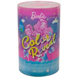 Barbie Color Reveal Pizsiparty Barbie és Chelsea