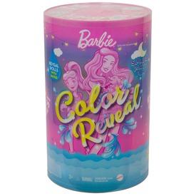 Barbie Color Reveal Pizsiparty Barbie és Chelsea