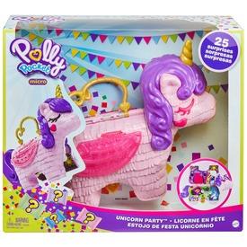 Polly Pocket meglepetés unikornis játékszett