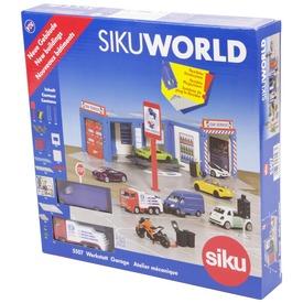 SIKU World Garázs