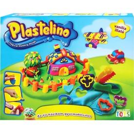 Plastelino az én házikóm gyurmakészlet Itt egy ajánlat található, a bővebben gombra kattintva, további információkat talál a termékről.