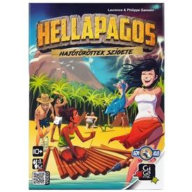 Hellapagos szórakoztató társasjáték - GIG