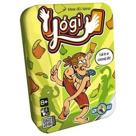 Jógi szórakoztató társasjáték - GIG Itt egy ajánlat található, a bővebben gombra kattintva, további információkat talál a termékről.