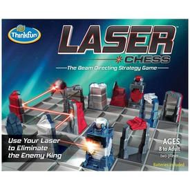 Laser Chess logikai játék