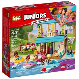 LEGO® Juniors Stephaine tóparti háza 10763