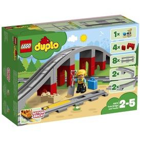 LEGO® DUPLO vasúti híd és sínek 10872