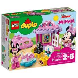 LEGO DUPLO Disney TM 10873 Minnie születésnapi zsúrja
