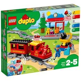 LEGO DUPLO Town 10874 Gőzmozdony Itt egy ajánlat található, a bővebben gombra kattintva, további információkat talál a termékről.