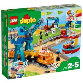 LEGO DUPLO Town 10875 Tehervonat Itt egy ajánlat található, a bővebben gombra kattintva, további információkat talál a termékről.