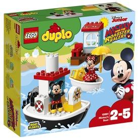 LEGO® DUPLO Miki egér csónakja 10881