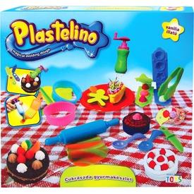 Plastelino cukrászda gyurmakészlet Itt egy ajánlat található, a bővebben gombra kattintva, további információkat talál a termékről.
