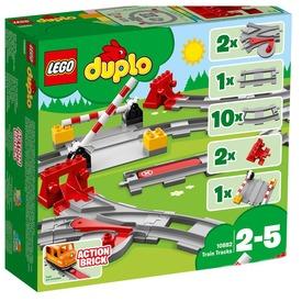 LEGO DUPLO Town 10882 Vasúti pálya Itt egy ajánlat található, a bővebben gombra kattintva, további információkat talál a termékről.