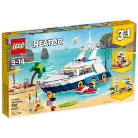 LEGO® Creator Hajós kalandok 31083