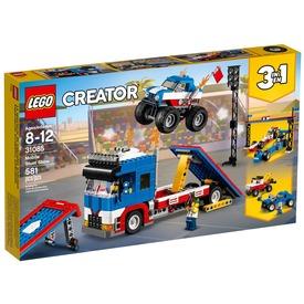 LEGO® Creator Mobil kaszkadőr bemutató 31085