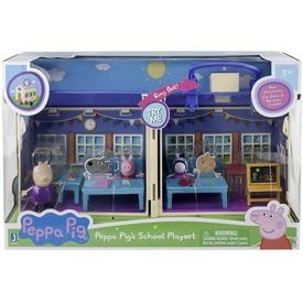 Peppa nagy iskola szett