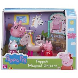Peppa unikornis készlet 3 figurával
