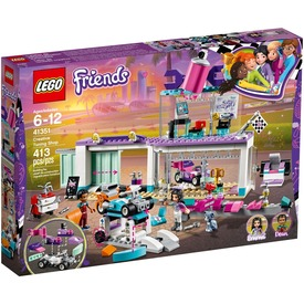 LEGO® Friends Autókozmetika 41351