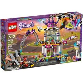 LEGO® Friends A nagy verseny 41352 Itt egy ajánlat található, a bővebben gombra kattintva, további információkat talál a termékről.