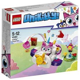 LEGO® Unikitty felhő autója 41451