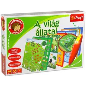 A világ állatai oktató játék Itt egy ajánlat található, a bővebben gombra kattintva, további információkat talál a termékről.