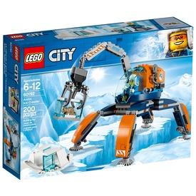 LEGO® City Sarkvidéki lánctalpas jármű 60192