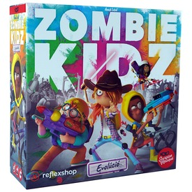 Zombie Kidz Evolution társasjáték