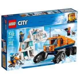 LEGO® City Sarkvidéki felderítő teherautó 60194