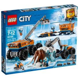 LEGO® City Sarkvidéki mobil kutatóbázis 60195