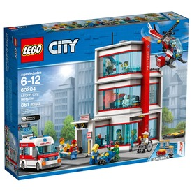LEGO® City kórház 60204