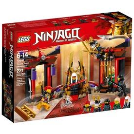 LEGO® Ninjago Leszámolás a trónteremben 70651