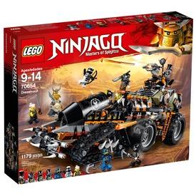LEGO® Ninjago Dieselnaut 70654