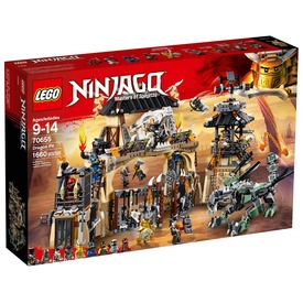 LEGO® Ninjago Sárkányverem 70655