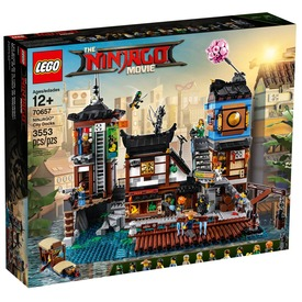 LEGO® Ninjago Ninjago City Dokkjai 70657