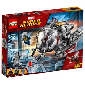 LEGO® Jurassic World Hangyaember járműve 76109