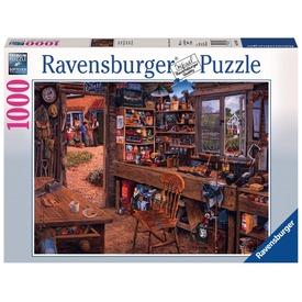 Puzzle 1000 db - Nagypapa szekrénye
