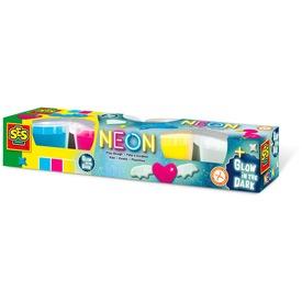 Neon gyurma 4x90gr