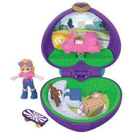 Polly Pocket mini játékkészlet - többféle