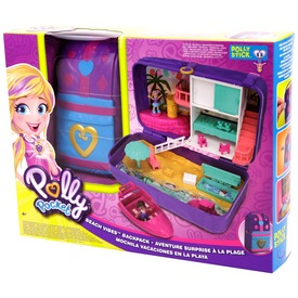 Polly Pocket nagy játékkészlet - többféle