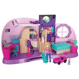 Polly Pocket átváltozó szoba készlet