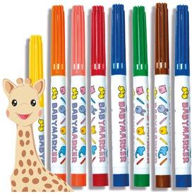 SES Sophie a zsiráf - Bébi színezők